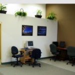 Photo of employment centre